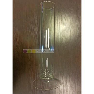 Цилиндр для ареометров без делений на стеклянном основании 1-83/520 (2200 мл).
