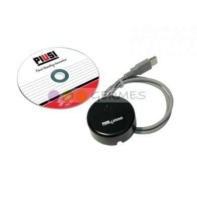 Комплект соединения с миниколонкой по кабелю PIUSI #F1271000C