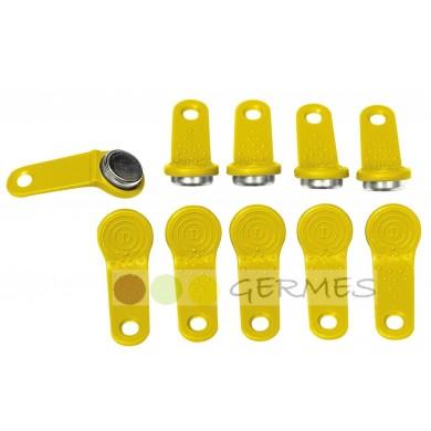 Комплект электронных ключей операторов для миниколонок PIUSI #F15904000