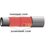 Рукав резиновый напорный с текстильным каркасом для газа ГОСТ 18698-79