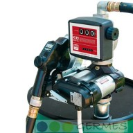 Комплект для перекачки дизтоплива DRUM BI-PUMP 12V / 24V K33