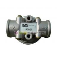 Адаптер фильтров серии 200&300 (1''F, под манометр) #FT001