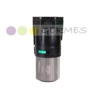 Донный сетчатый пластиковый фильтр с обратным клапаном с функцией блокировки (1''F)