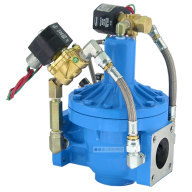 655 Электронный клапан предустановки для счётчика TCS 700