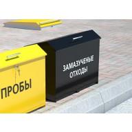 Контейнер для замазученных отходов. Тип 1