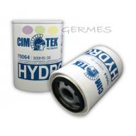 Фильтр CIM-TEK 300-HS-2-30 (30 микрон, до 45 л/мин) с водоотделением # CT70064