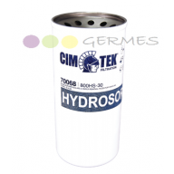 Фильтр CIM-TEK 800-HS-30 (30 микрон, до 110 л/мин) с водоотделением #CT70068