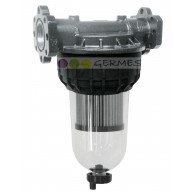 Фильтр со сменными картриджами (120 микрон, до 120 л/мин) сетчатый #T00611B60