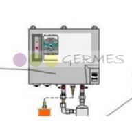 Комплект блока управления индикатора контроля протечек (индикатор ТРК) RUS PIPE
