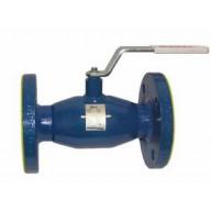 Кран NAVAL стальной шаровый фланцевый