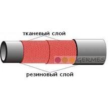 Рукав резиновый напорный с текстильным каркасом для холодной и горячей воды ГОСТ 18698-79