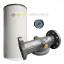 Адаптер фильтров серии 200 и 300 (1''F, фланец, с манометром) #FT007MAN