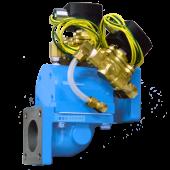 755 Электро-магнитный клапан предустановки для счётчика TCS 700